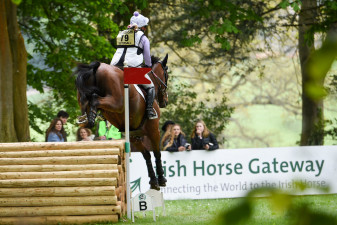 No problem for Gemma Tattersall and 'Arctic Soul'