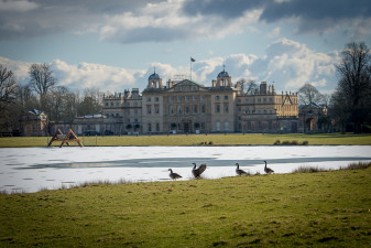 Magnificent Badminton House
