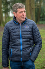 Badminton XC course designer Eric Winter