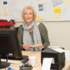 Vicky Iddon is the Horse Trials Box Office Manager