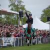 Vanir Kamira flying after a fantastic win
