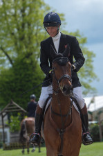 Wonderful round from William Fox-Pitt