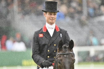 Phase one done for William Fox-Pitt