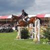 Imogen Murray (GBR) riding Ivar Gooden