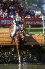 1998 Chris Bartle GBR riding Word Perfect II