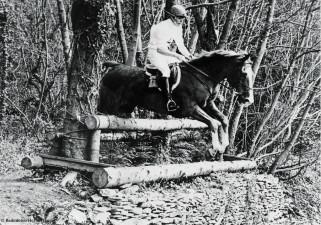 1969 Richard Walker on Pasha