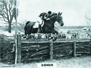 1965 Major Eddie Boylan (Ireland) on Durlas Eile