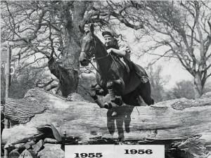 1956 Lt. Col. Frank Weldon on Kilbarry