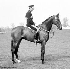 1953 Major Laurence Rook on J. R. Baker's Starlight