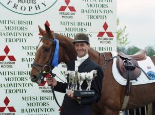 1996 Mark Todd (NZL) and Bertie Blunt