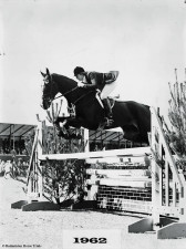 1962 Anneli Drummond-Hay on Merely-a-Monarch