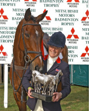 2003 Pippa Funnell on The Pitt-Lewthwaite Syndicate's Supreme Rock