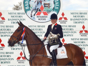 2002 Pippa Funnell on The Pitt-Lewthwaite Syndicate's Supreme Rock