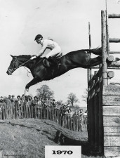 1970 Richard Meade on the Combined Training Committee's The Poacher
