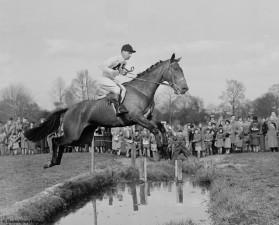1955 (Windsor) Major Frank Weldon on Kilbarry - pictured in 1956
