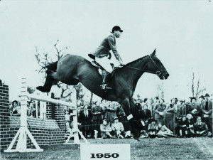1950 Capt.Tony. Collings on G. H. Crystal's Remus