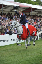2009 Oliver Townend and Flint Curtis