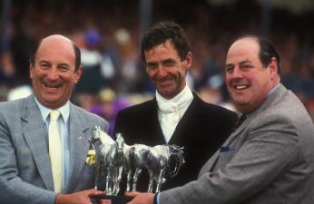1994 Peter Beaumont (Colt Cars MD), Mark Todd NZL, Hon Nicholas Soames