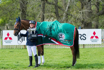 Michael Jung and La Biosthetique - Sam FBW take the 2016 title