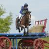 Kristina Cook riding Star Witness GBR