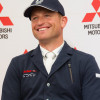 Michael Jung winner of the 2016 Mitsubishi Motors Trophy