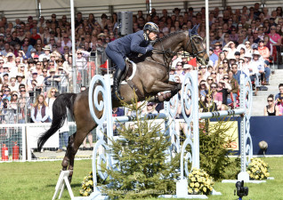 Andreas Ostholt riding So Is Et GER 2016