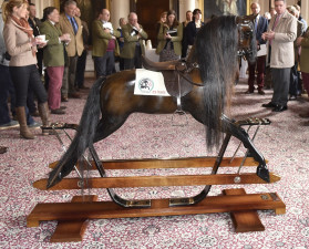Countryman III lives on in English Oak at Badminton House