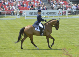 Michael Jung riding La Biosthetique - Sam FBW GER