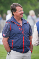 US Eventing Performance Manager David O'Connor