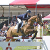 Zara Tindall riding High Kingdom GBR