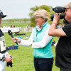 Michael Jung interviewed by Clare Balding for BBC TV