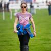 Sarah Ennis (IRL) walking the course