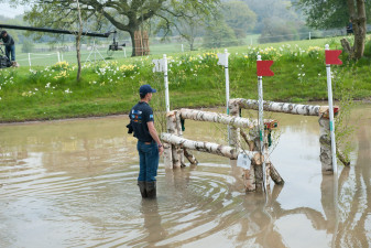 Jock Paget (NZL) at the Gatehouse New Pond