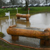 The Hildon Water fence