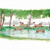 20abc. Hildon Water Pond
