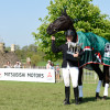 2018 winners! Jonelle Price and her wonder mare, Classic Moet