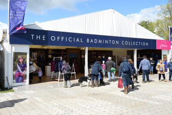 Want to make it a year you'll remember? Head to the Official Badminton Collection stand and grab some of this year's clothing