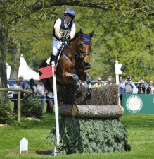 Super, fast clear from Tom McEwen and Toledo De Kerser