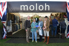 Runner-up in the 6m frontage and under trade stand competition. Congratulations Moloh