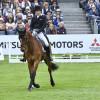 Sam Griffiths putting in a super test on 2014 winner, Paulank Brockagh
