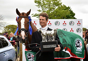 William Fox-Pitt Badminton winner