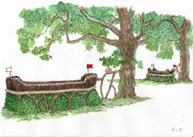 Park Piece Hedges