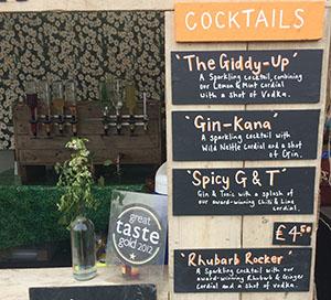 Hedgerow Cocktails