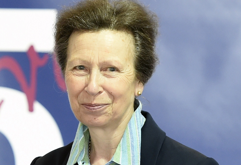 Her Royal Highness The Princess Royal